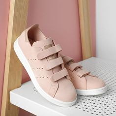 """STAN SMITH OP CF The """"Vapour Pink"""" Stan Smith OP CF by Adidas is now available at Nakedcph.com  #SupplyingGirlsWithSneakers"""