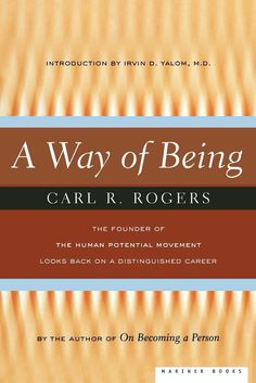 Empathy as a Way of Being: Carl Rogers on What it Means to Enter Another Person's World Without Prejudice. Click through to read the post. - MindfulSpot #MindfulSpot #mindfulness #meditation #spirituality #psychology #book Mindfulness Books, Meditation Books, Mindfulness Activities, Carl Rogers, Got Books, Books To Read, Mindfulness For Beginners, Humanistic Psychology, What Is Science
