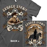 Texas Crest T-Shirt George Strait