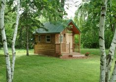 Small Cabins Tiny Houses | Wildflower Tiny House