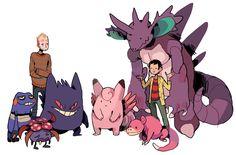 what if pokemon by Kichaa