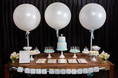 Una preciosa mesa para una fiesta comunión / A lovely table for a first communion party