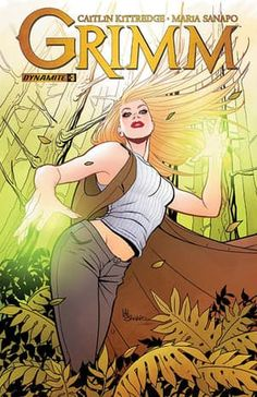 I somehow missed last months issue of Grimm so I'm bring you a double review! So, Grimm Vol 2, #2&3, this comic is a serious of bad decisions. I love the idea of three kick butt women taking on the bad guys, but Juliette man, she takes the cake. Her decisions are just pride getting in the way. I think it's great that she is trying to track down the trio pulling the heists. I think it's great that she wants to help her friend who was framed. But man…she's not going to help anyone if she…