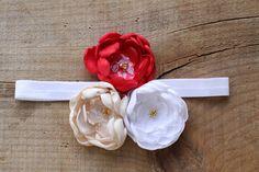 Headband+Headpiece+Baby+Headband+Baptism+por+AtelierBuenosAires