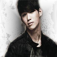 Hyunsik BTOB photoshop