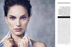 Natalie Portman by Paolo Roversi for Dior Magazine No. 5