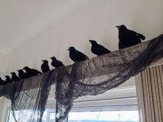 Halloween Decor 2013 #indoorhalloweendecorations #outdoorhalloweendecorations