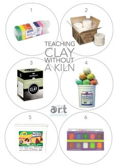 Teaching Clay Without a Kiln: An Art Teacher's Resource. The Art of Ed. I would like to review some methods I have used in the past, as well as some other products floating around out there. This guide is meant to help all art teachers (and art enthusiasts) make the best decision when working without a kiln, but still have that passion and desire to expose their students to quality clay experiences.