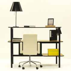 Bulo's Dan Modular Household Furniture Technique Is Developed From Wood Ladders | Architecture