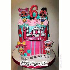LOL Surprise Dolls #lolsurprisedolls #Dripcakes  #NolaCakes  #nola