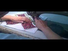 Patchwork-katedral ablakmintas parna - YouTube