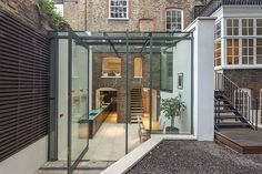 House for sale in Great College Street, Westminster, London, - Side Return Extension, Glass Extension, Open Plan Living, Westminster, Property For Sale, Terrace, College, London, Luxury