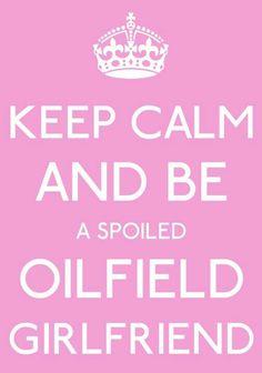 Oilfield girlfriend