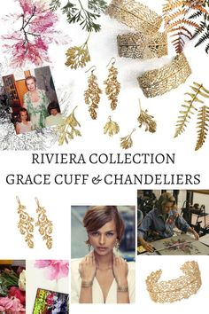 Introducing the Riviera collection, inspired by the French Riviera and Grace Kelly. For more on the story behind the collection, check out Stella & Dot's Style Watch blog post: http://bit.ly/1xZWv9W