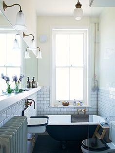 alice levine's bathroom