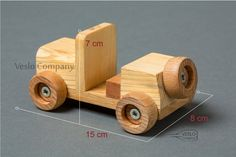 Produkty podobne do Wooden car - Kids toy car - Willys MB - Wooden toy car - Handmade car w Etsy Wooden Ride On Toys, Wooden Toy Trucks, Wooden Car, Willys Mb, Wood Kids Toys, Wood Toys, Christmas Gifts For Boys, Birthday Gifts For Kids, Boy Birthday