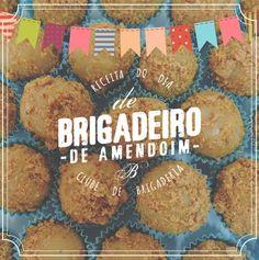 Receita de brigadeiro de amendoim: http://clubedebrigaderia.com.br/receita-melhor-brigadeiro-de-amendoim/