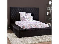 All Furniture - Furniture Market - Austin, TX Tufted Bed, Upholstered Platform Bed, Upholstered Beds, Sofa Bed, Decorate My Room, Transitional Style, Cossette, Camas King