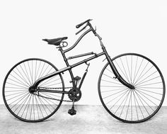 Whippet Safety Bicycle - Bicycle suspension - Wikipedia, the free encyclopedia