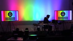 MØRK performs his unique blend of Jazz and Electronica live at #MTFScandi.