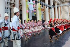 АНПТ Граовска младост - Празникът на Тева / Ensemble Graovska Mladost - Feast of Teva [http://dancerbg.host56.com/folk_ensembles.html; http://www.palacepernik.com/news/show/87]