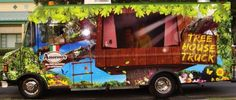 Oh Lordy!  Treehouse Truck is heading to south Florida (Palm Beach, Hallandale Beach and Ft. Lauderdale) January 31 thru February 2, 2013.  Check out where they will be at www.TreehouseTruck.com!
