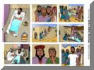 Jesus Heals the Paralytic Games and Puzzles