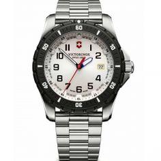 VICTORINOX Swiss Army Maverick Sport Stainless Steel Bracelet 241677