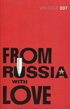 5 From Russia with Love: James Bond 007 (Vintage Classics) by Ian Fleming http://www.amazon.co.uk/dp/0099576899/ref=cm_sw_r_pi_dp_2kZGwb1TDTVXC