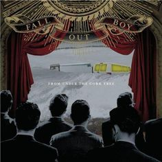 Fall Out Boy~ Under the Cork Tree. This Album saved my life. I know that sounds stupid, but it did. And I got to tell Pete about it :D in person :D
