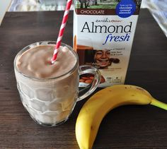 My Tiny Oven: Chocolate Peanut Butter Banana Smoothie