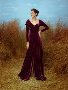 Long Sleeve Evening Dresses, Cheap Evening Dresses, A Line Prom Dresses, Elegant Dresses, Pretty Dresses, Evening Gowns, Latest Dress Design, Long Formal Gowns, Designer Party Dresses