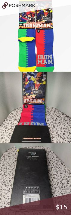 GHOSTFACE KILLAH RED AND GOLD EDITION WU TANG CLAN 4 CAST TALKING FIGURE
