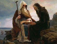 Sts. Antony and Theodosius - Feast July 10