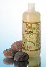 Urtekram Nettle Shampoo, available in our online store: http://www.naturkost.com/urtekram-brennessel-shampoo-gegen-schuppen-1l