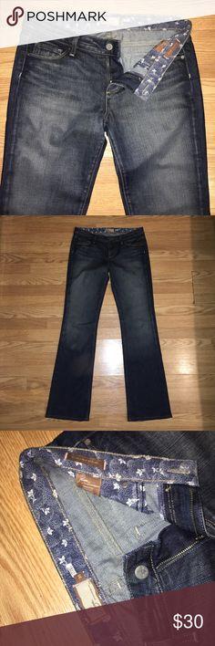 Selling this Paige Cloverdale Jeans on Poshmark! My username is: llilsecret. #shopmycloset #poshmark #fashion #shopping #style #forsale #Paige Jeans #Denim