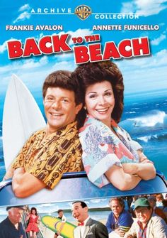 Back to the Beach DVD | TCM Shop
