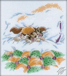 Before a dream - Cross Stitch Kits by RTO - M209