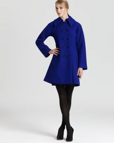 Milly Lena Coat - Made in the USA