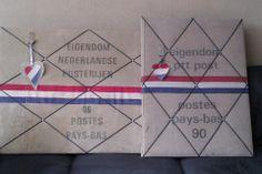 #Postbag memoboard/ #memobord postzak. Made by Mooyz.