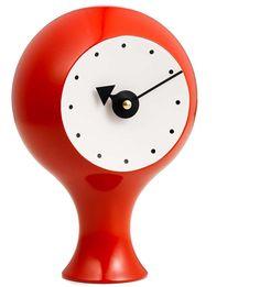 George Nelson Ceramic Clocks  Model #1, 1953