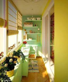 6 лучших вариантов эффективного использования балкона