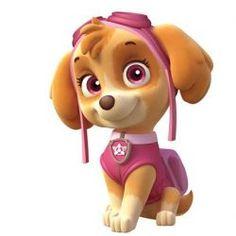 patrulha canina-SKYE