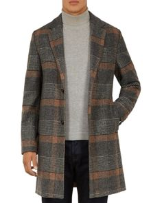 Choose from a great range of Mens Coats & Jackets. Including Barbour Jackets, Waterproof Jackets, and Leather Jackets. John Lewis Coats, Tartan Clothing, Men's Clothing, Barbour Jacket, Plaid Coat, Ted Baker, Leather Jacket, Fashion Outfits, Blazer