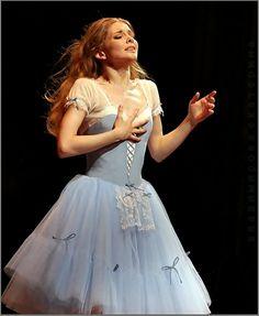 Evgenia Obraztsova as Giselle | [photographer unknown]