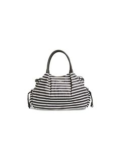 designer diaper bags tory burch 38mq  Chic striped baby bag: http://wwwstylemeprettycom/living