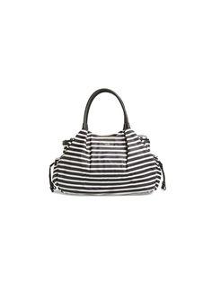 designer diaper bags tory burch 38mq  Chic striped baby bag: http://wwwstylemeprettycom/living