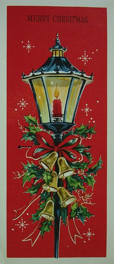 early 1960s Christmas card | Flickr - Photo Sharing!