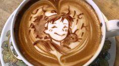 21 Awesome Latte Artworks | SMOSH