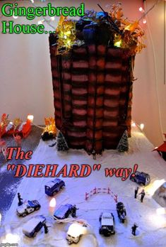 Welcome to the Party, Pal! – A Die Hard Xmas Die Hard Christmas, Great Christmas Movies, Christmas Tree Lots, Christmas Gingerbread House, Christmas Books, Christmas Humor, Holiday Fun, Gingerbread Houses, Christmas Stuff